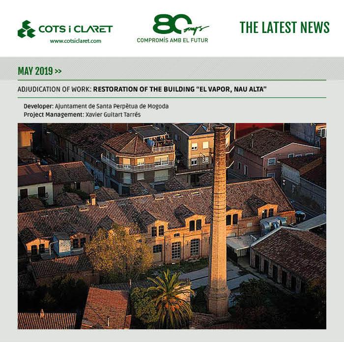 CIC_newsletter_2019-05 EN PETITA