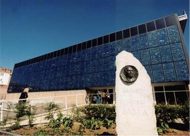 INSTAL·LACIÓ DEL NOU SISTEMA DE CLIMATITZACIÓ A LA BIBLIOTECA POMPEU FABRA DE MATARÓ