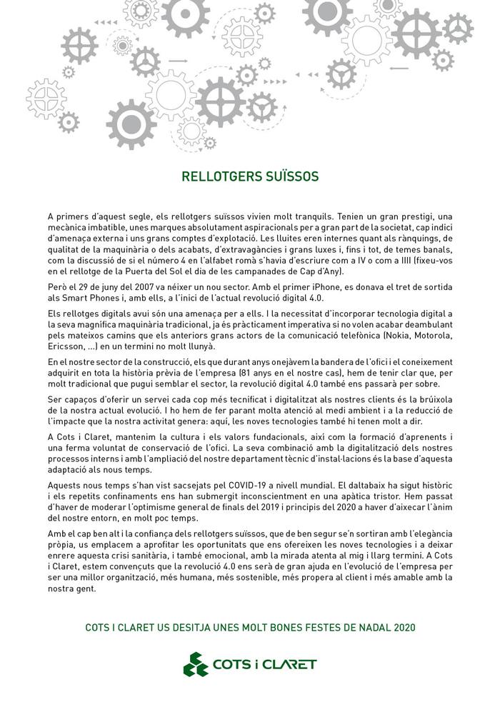 Carta Nadal 2020