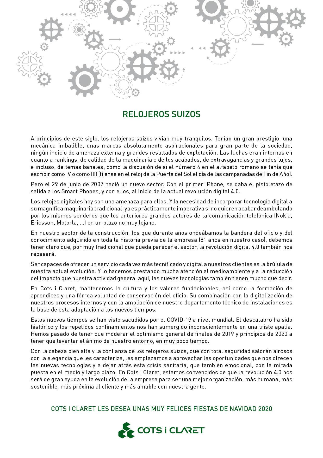 Carta Navidad 2020